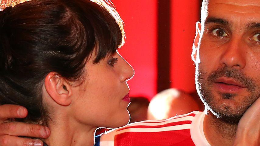 Nach 25 Jahren Liebe: Pep Guardiola hat geheiratet