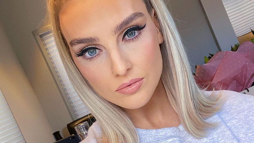 Perrie Edwards im April 2020