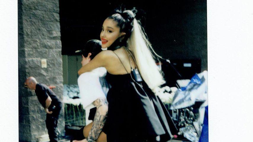 Pete Davidson und Ariana Grande
