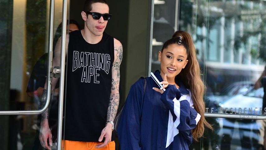 Wegen Trennung? Ariana Grande macht Social-Media-Pause