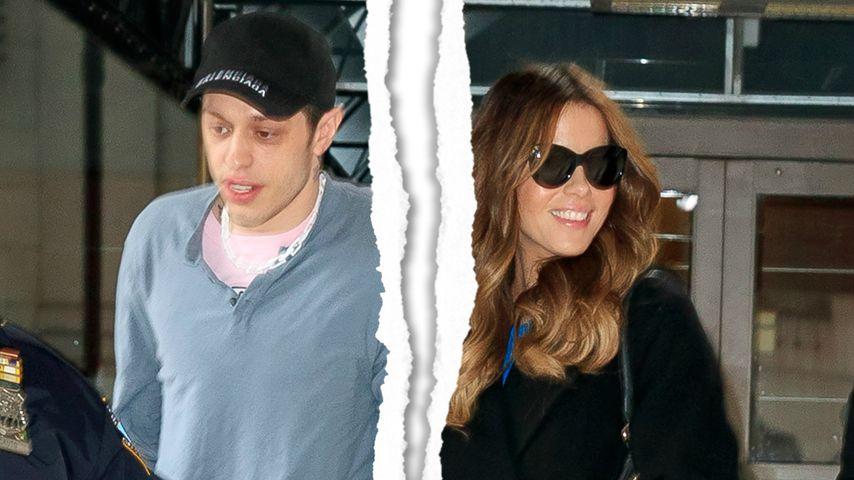 Aus die Maus! Pete Davidson & Kate Beckinsale sind getrennt