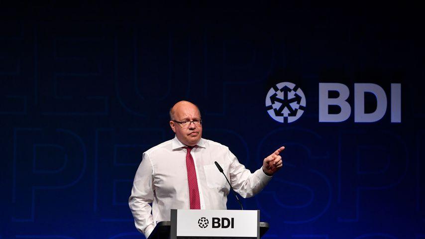 Peter Altmaier beim Tag der Deutschen Industrie
