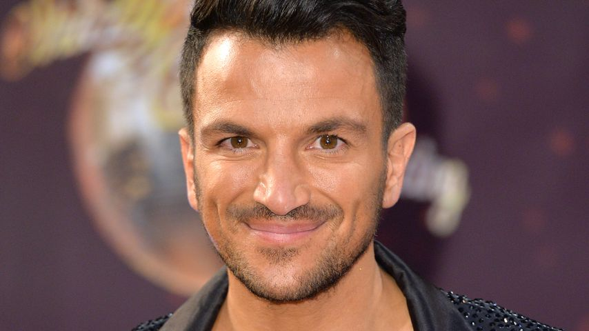 """Peter Andre bei """"Strictly Come Dancing 2015"""""""