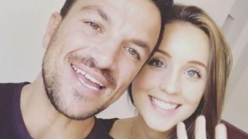 Peter Andre und seine Frau Emily