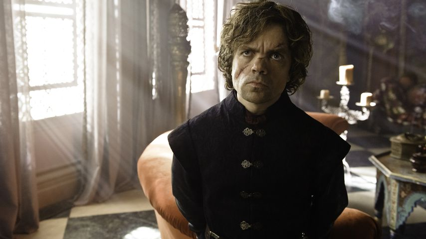 "Peter Dinklage als Tyrion Lannister bei ""Game of Thrones"""