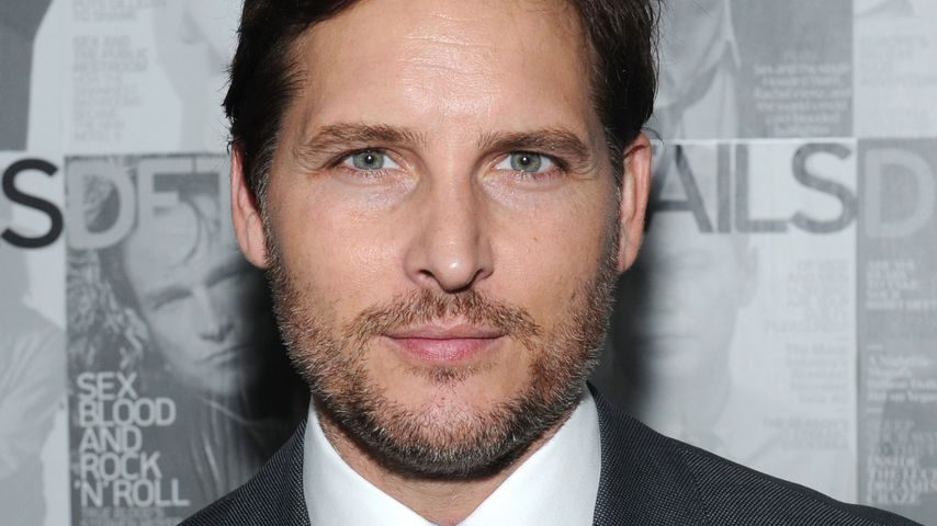 """Twilight""-Star Peter Facinelli"