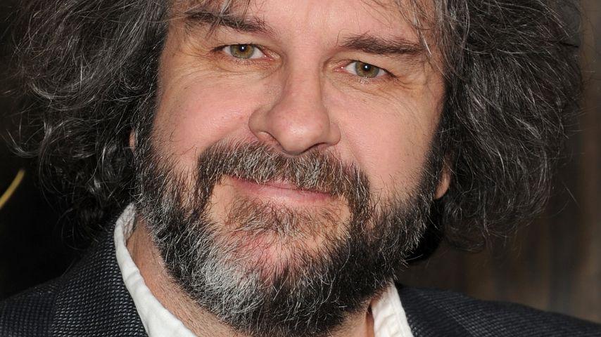 """Peter Jackson bei der Premiere von """"Der Hobbit: Smaugs Einöde"""" 2013"""