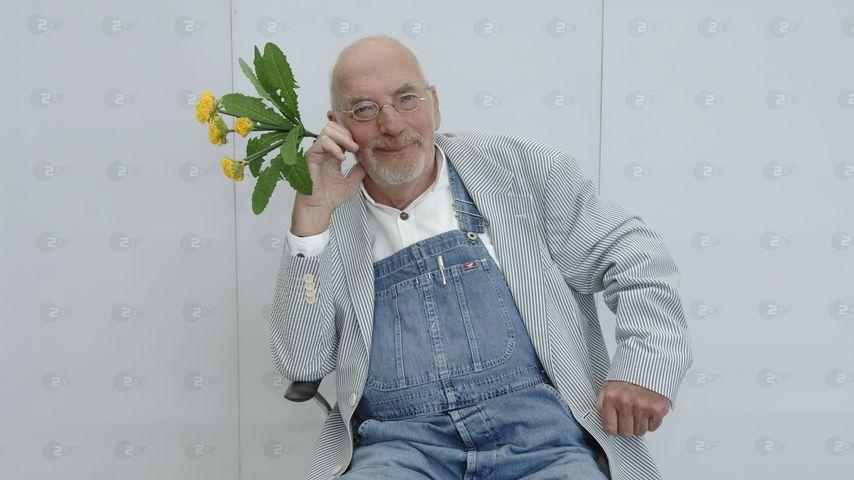 Traurig: Heute ist Peter Lustigs († 78) erster Todestag!
