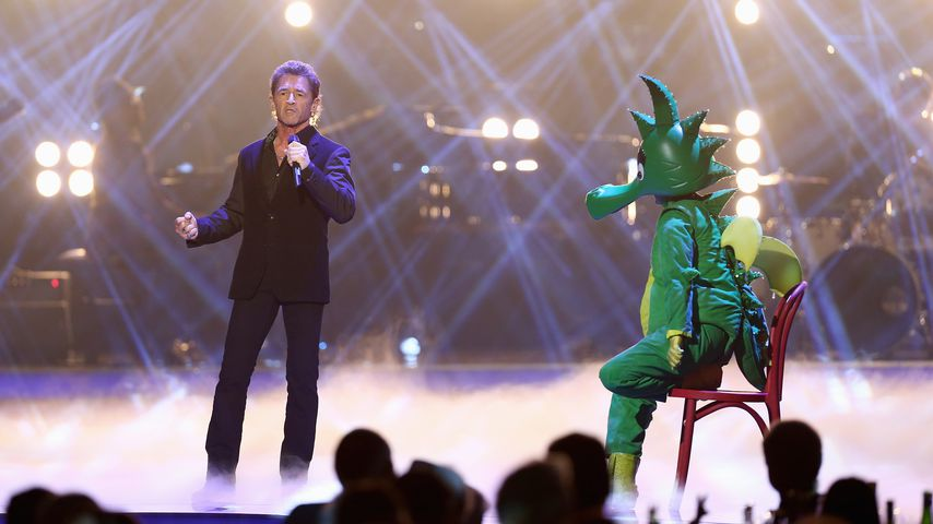 Peter Maffay bei der BAMBI-Verleihung 2012