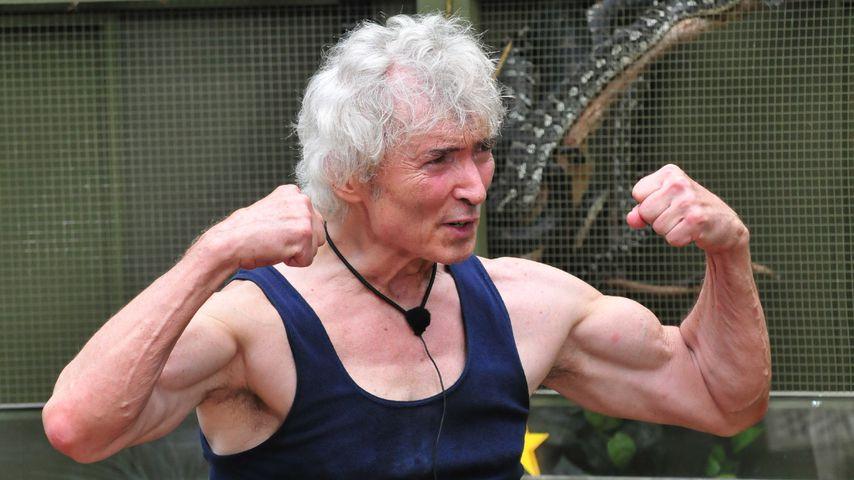 Dschungel-Oldie Peter ganz stark: 5 Sterne in Einzelprüfung!