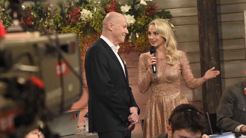 Peter Resetarits und Silvia Schneider an Heiligabend 2019