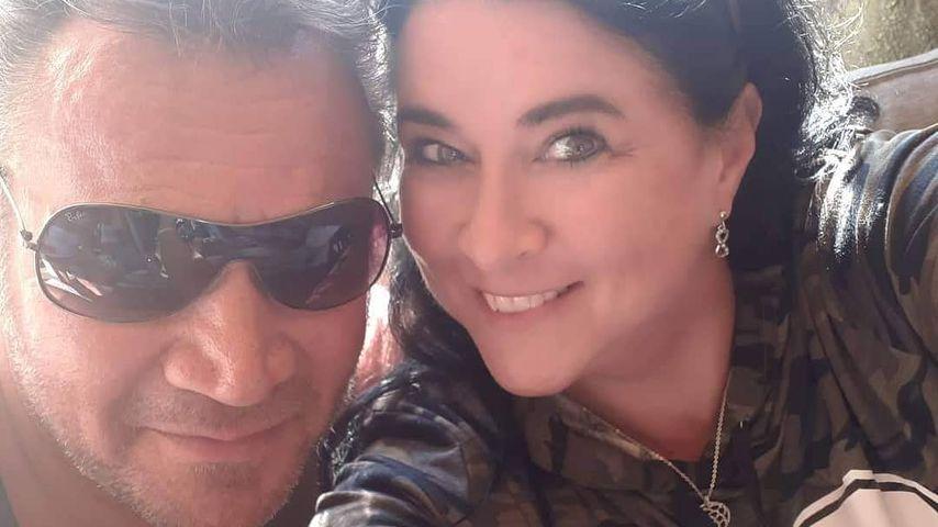 Peter Klein mit seiner Frau Iris, August 2019