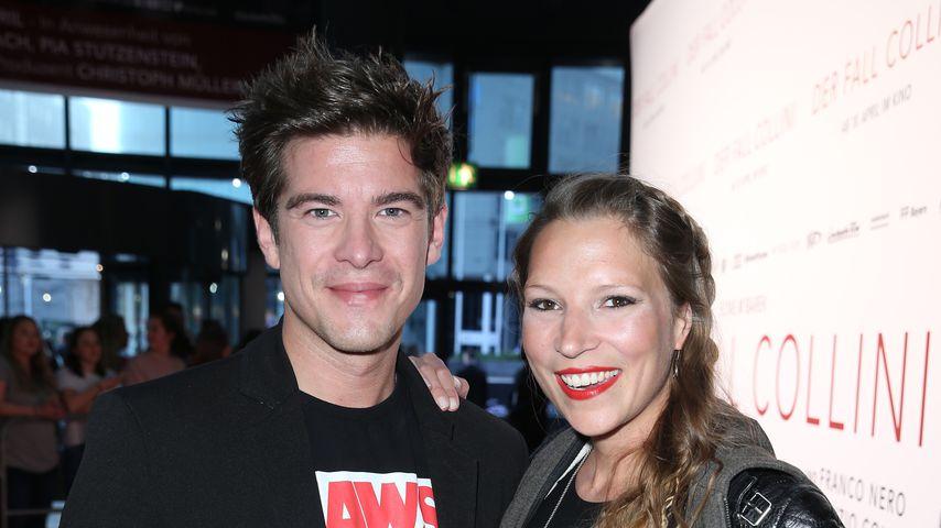 Philipp Danne und Viktoria Danne im April 2019