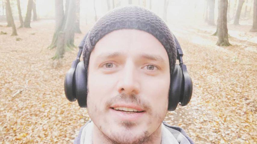 Philipp Hofmann, Frontsänger der Band Juno17