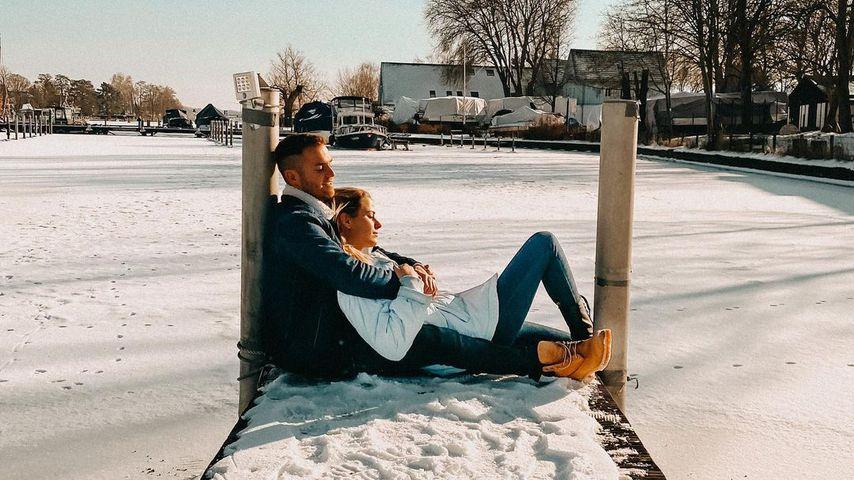 Eindeutiges Liebes-Statement von Philipp Stehler und Vanessa
