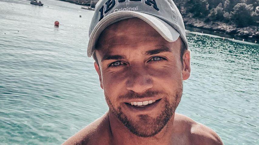 Philipp Stehler auf Ibiza