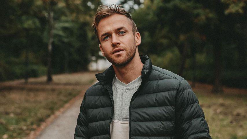 TV-Darsteller Philipp Stehler