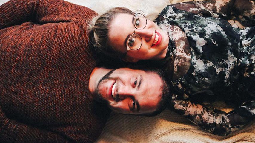 """Philipp und Melissa von """"Hochzeit auf den ersten Blick"""""""