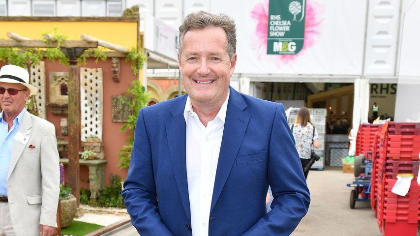 Piers Morgan im Mai 2018 in London