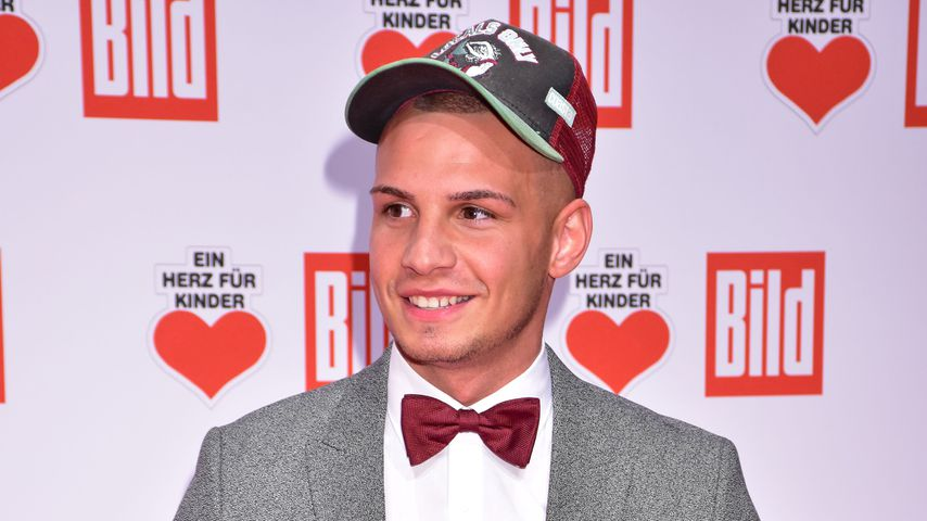 """Pietro Lombardi bei der """"Ein Herz für Kinder""""-Gala in Berlin"""