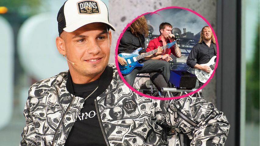 Nur Platz zwei: Pietro verliert Chart-Duell gegen Metalband