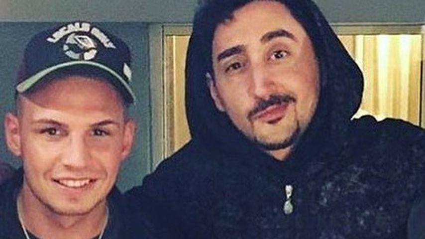 Pietro Lombardi und Rapper Eko Fresh