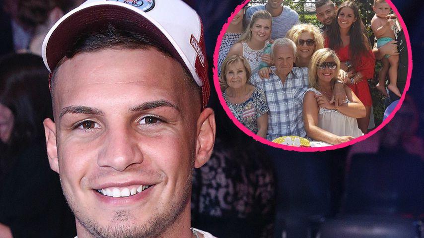 "Pietro lacht über Familienfoto mit Michal: ""Kein Lombardi"""