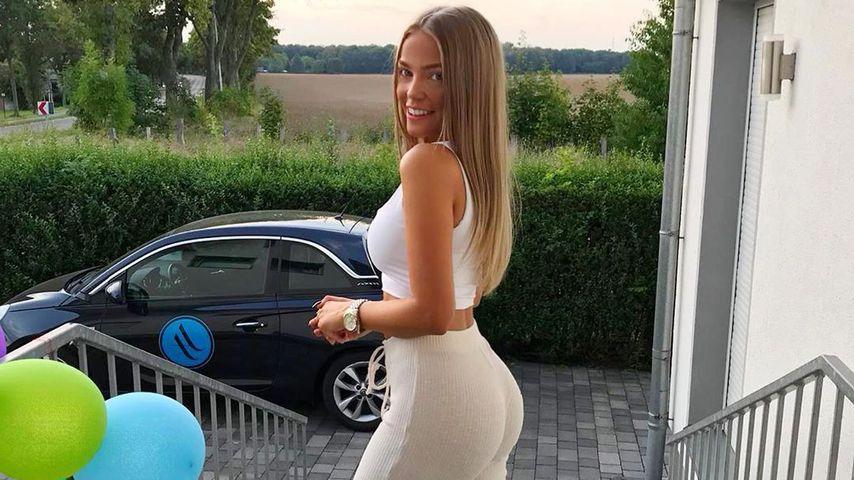 Pietro Lombardis Freundin Laura Maria