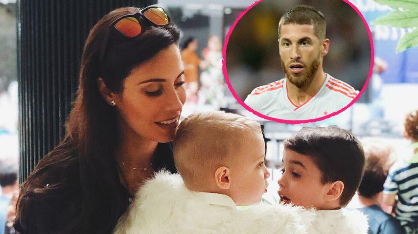 Kleine Engel: So süß sind die Kids von Spanien-Kicker Ramos
