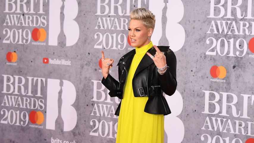 Pink 2019 in London