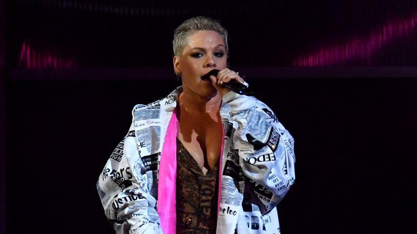 Pink im Februar 2019 in London