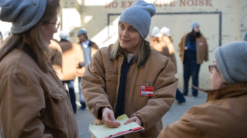 "Taylor Schilling als Piper in ""Orange Is The New Black"""