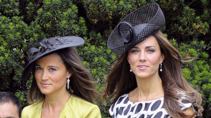 Pippa Middleton: Von Herzogin Kate als Patin ignoriert