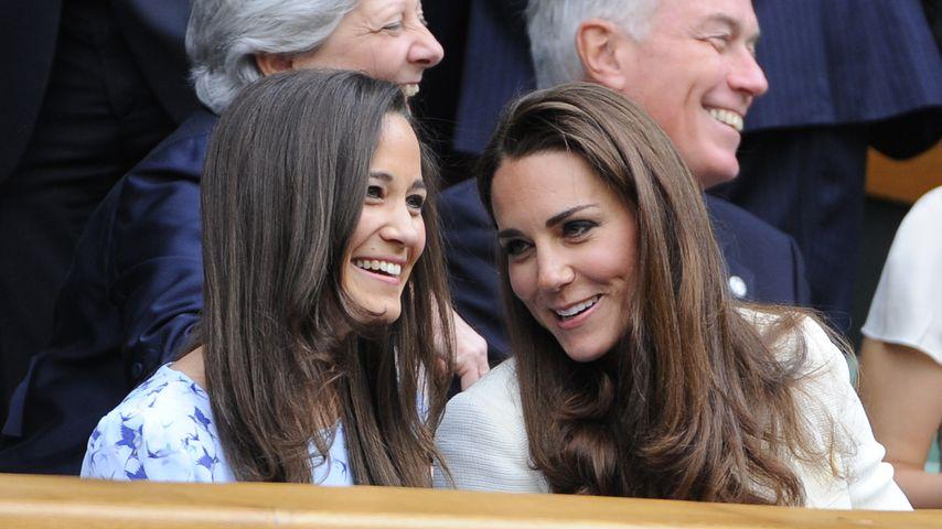 Schon wieder: Kates Schwester Pippa kopiert ihren Mama-Style