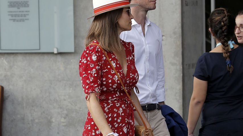 Pippa Middleton: Zeigt sie hier ihr süßes Babybäuchlein?