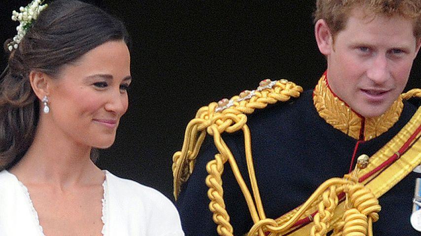 Prinz George: Werden Harry & Pippa Pateneltern?