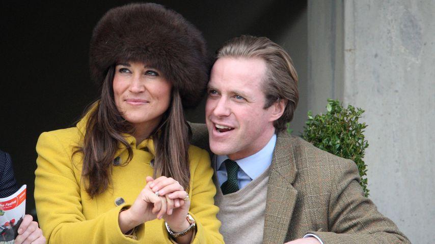 Pippa Middleton und Tom Kingston