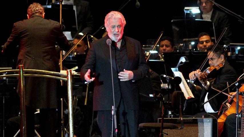 Plácido Domingo 2019 in Mexiko