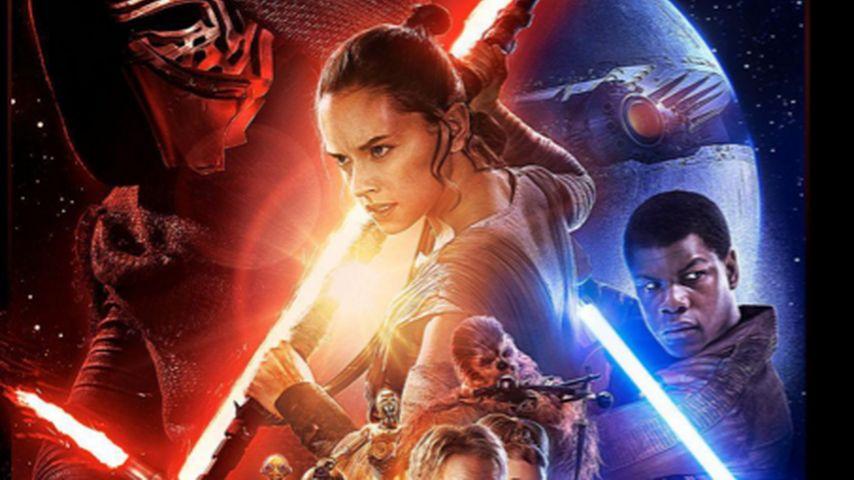 """Wunsch erfüllt! Todkranker Fan sieht """"Star Wars""""-Film vorab"""