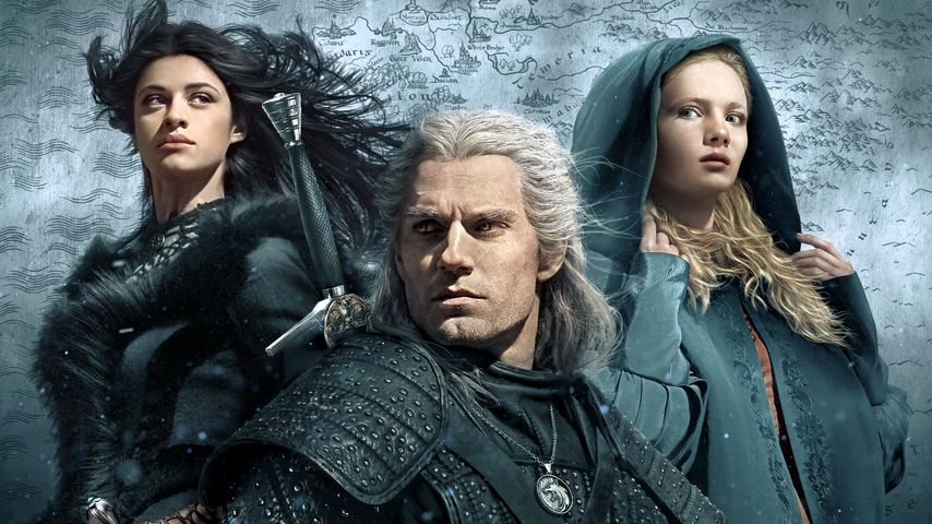 """Filmplakat zu """"The Witcher"""""""