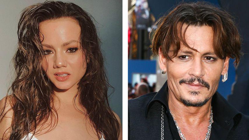 Go-go-Girl Polina Glen: Wer ist Johnny Depps neue Freundin?