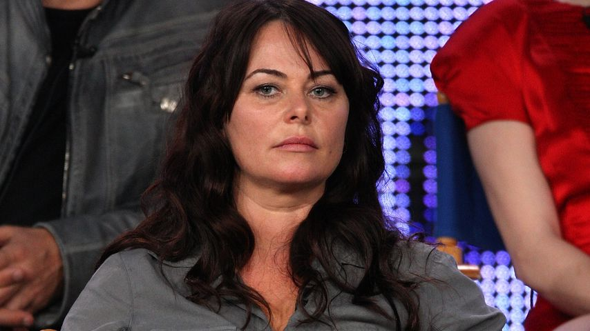 Polly Walker bei der Winter TCA Tour, 2010