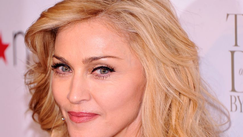 Popstar Madonna bei einem Event in New York