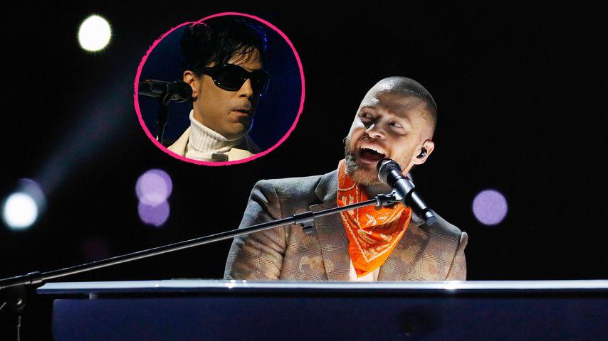 Prince-Tribut: Justin Timberlake emotionaler Super-Bowl-Gig!