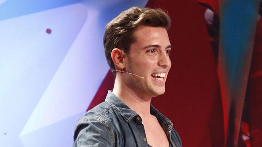 Popstars: Heißer Flirt bei Alessandro & Scarlet