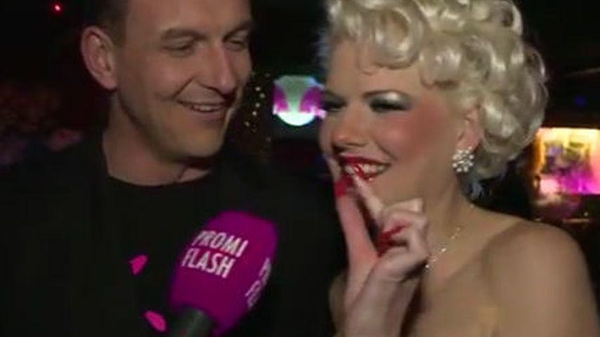 Bachelor-Melanie: Penis-Probe bei Porno-Klaus!