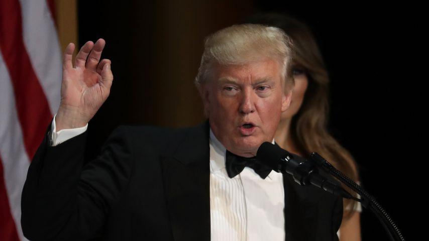 Keinen Bock? Donald Trump schaut sich die Oscars nicht an!