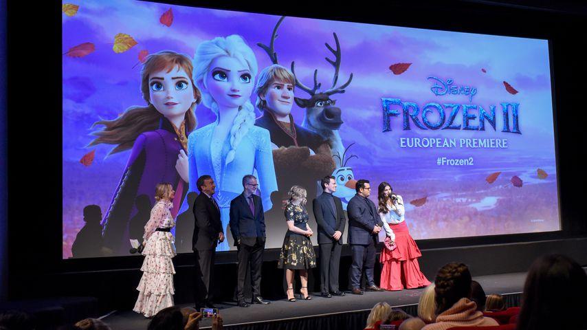 """Die Premiere von """"Frozen 2"""""""