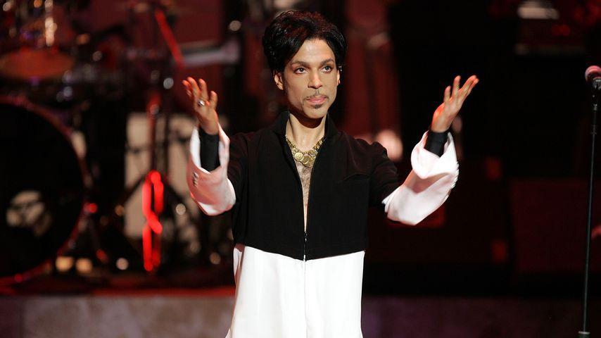 6 Tage durchgearbeitet: Mutete sich Prince (✝57) zu viel zu?