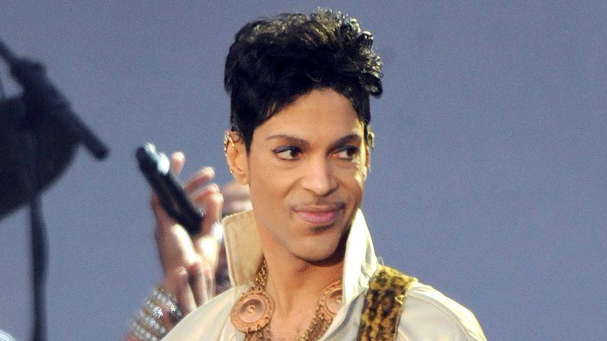 Au revoir, ihr Süßen! Prince verschwindet aus Netz